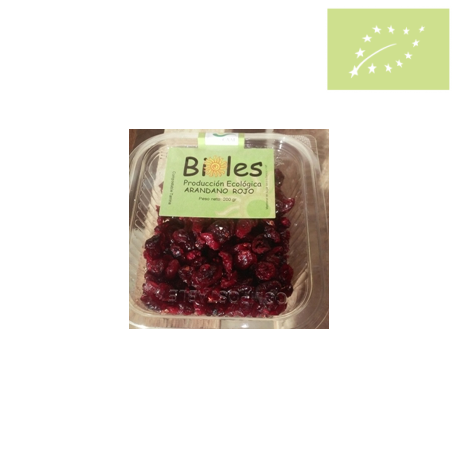 Arándano rojo deshidratado Biolés
